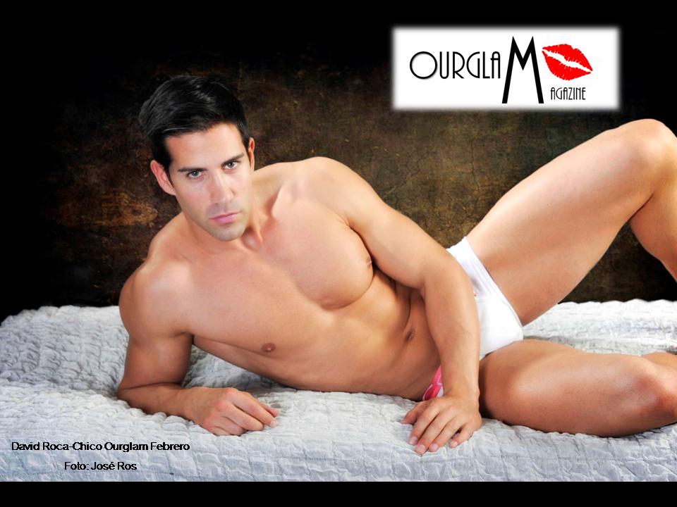David Roca - Chico OURGLAM Febrero