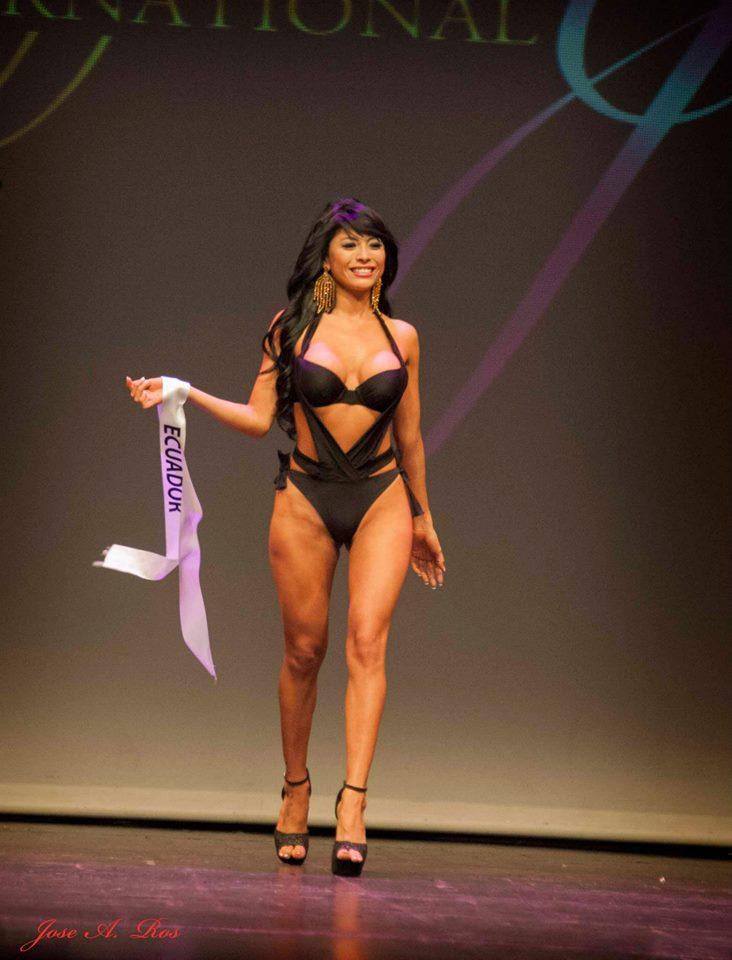 Daysi Rojas de ECUADOR resoltó Miss Simpatía