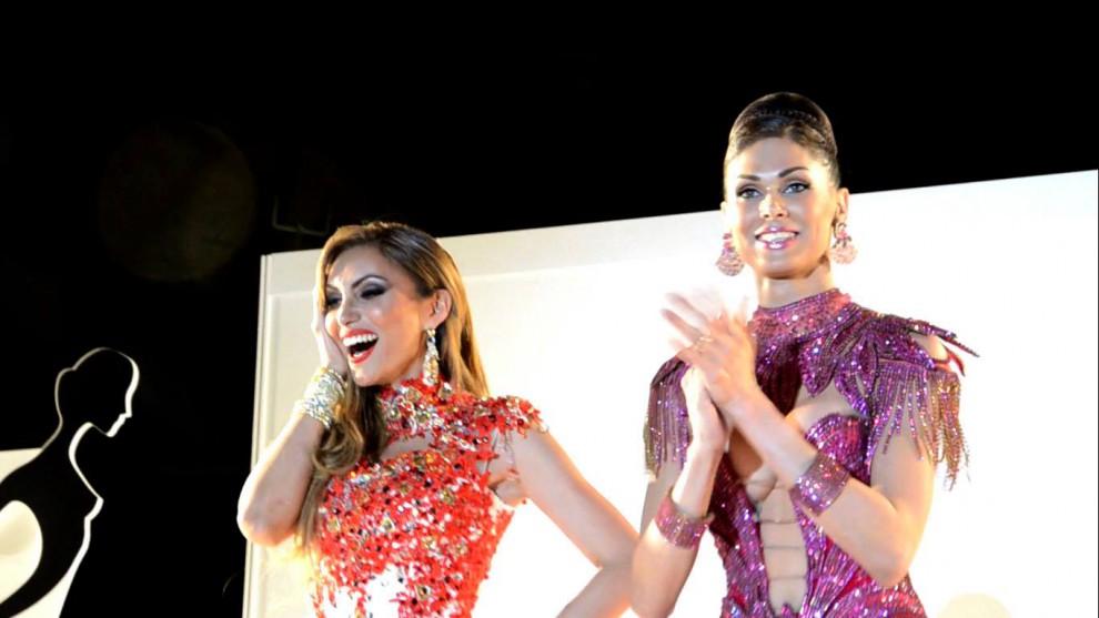 Vanessa Lopez - Chile. Miss Trans Star 2015 Foto: Leonardo Sandoval