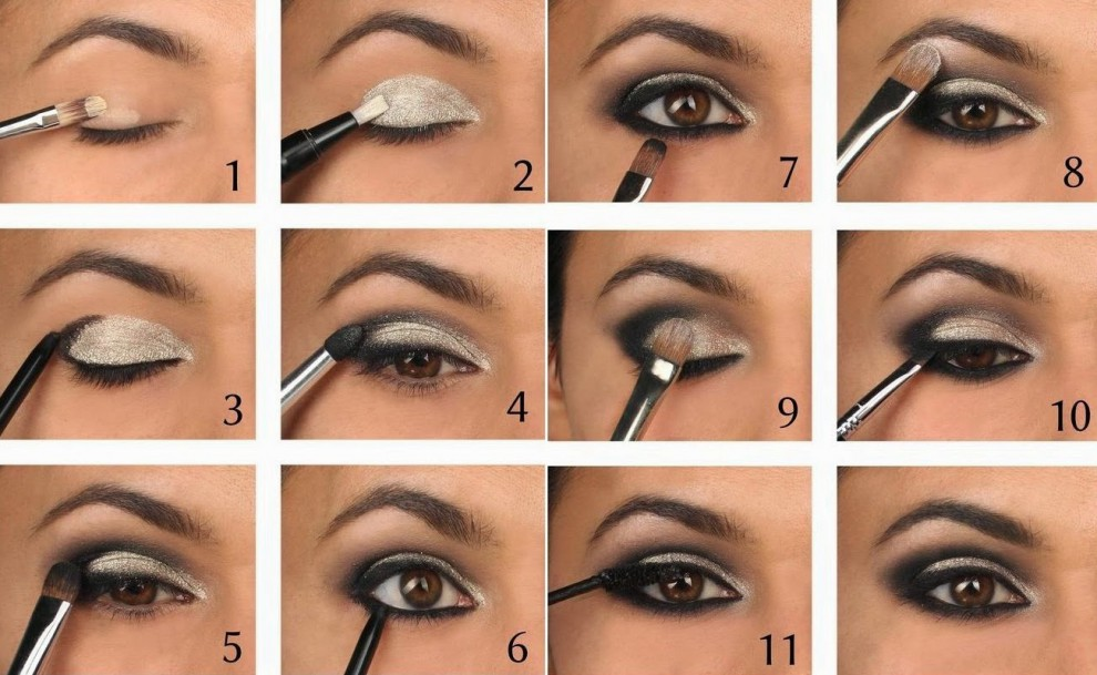 smokey-eye-makeup-tutorial-for-brown-eyes-with-eyeshadow